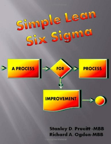 Simple Lean Six Sigma, A Process For Process Improvement