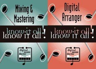 Digital Arranger+Mix-Master Video Tutorials