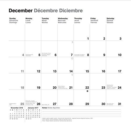 James Rizzi 2016 Calendar