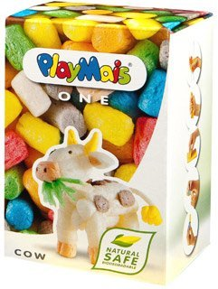 PlayMais ONE Cow Arts and Crafts Modeling Kit - 1