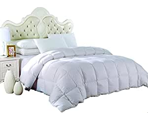 Royal Hotel S King Size Goose Down Comforter 650 Fill