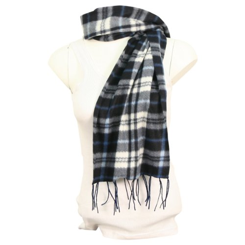 Classic Lightweight Fashion Winter Scarves (Measures 52 Long x 12 Wide)