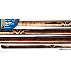 Viking V169K 20 oz. Billiard cue pool stick NEW ViKORE low deflection shaft from Dart... by Dart Brokers