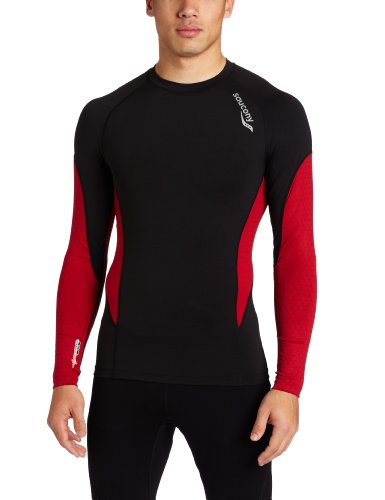 Saucony AmpPro2 Training Long Sleeve Top