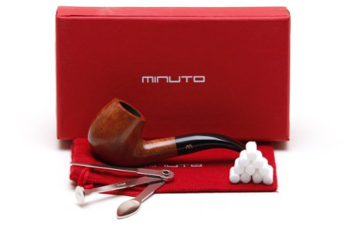 Savinelli Minuto Liscia 609 Tobacco Pipe