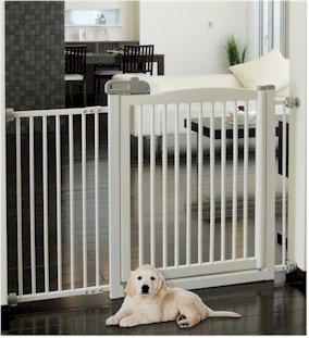 Outdoor Pet Gate Extra Wide