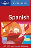 Spanish: Lonely Planet Phrasebook (0864427190) by Marta Lopez