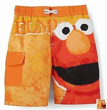 647e959441 Elmo Swim trunks - Toddlers (4T) - swim backpacks