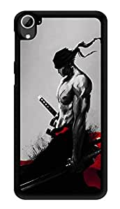 "Humor Gang Warrior Prince Printed Designer Mobile Back Cover For ""HTC DESIRE 826"" (3D, Glossy, Premium Quality Snap On Case)"