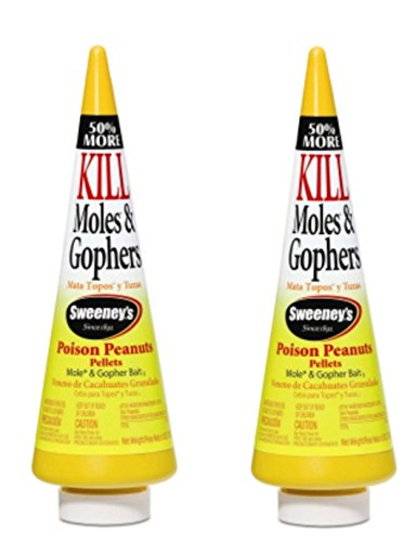 sweeneys-mole-and-gopher-poison-peanuts-bait-6-ounce-pack-of-2