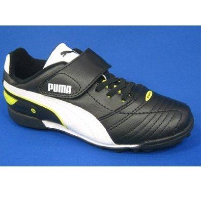 Puma Esito Velcro TT Kids Astro Football Boots - Latest Ediiton