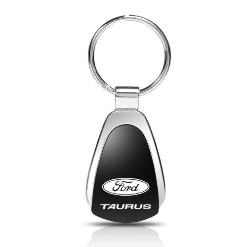 ford-taurus-black-tear-drop-key-chain