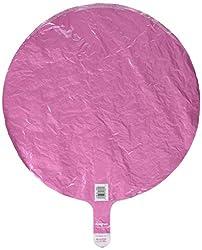 Metallic pink Circle 18