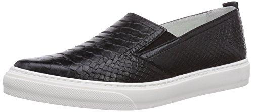 Bronx BX 828, Low-Top Sneaker donna, Nero (Nero (Black01)), 39