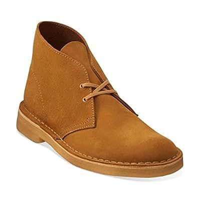 Clarks Originals Men's Bronze/Brown Suede Desert Boot 6 D(M) US