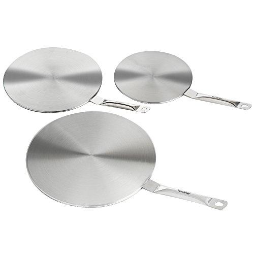 vonshef-set-of-3-induction-hob-converter-discs-heat-diffusers-hob-trivets-diameter-19-235-and-28-cm-