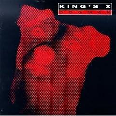 king's x, dogman, cd sleeve