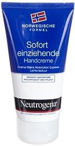Neutrogena sofort einziehende Handcreme, 2er Pack (2 x 75 ml)