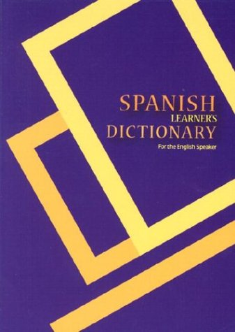 Spanish Learner's Dictionary: Spanish-English/English-Spanish, for the English Speaker