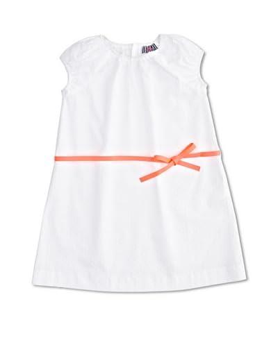 Vilagallo Vestido Niña Lazo Feldthurns Blanco