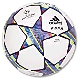 Adidas Fußball Finale 11 – UCL Official Match, white/ultra lilac metallic, 5 thumbnail