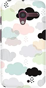 DailyObjects Cloudy Rains Case For Motorola Moto X