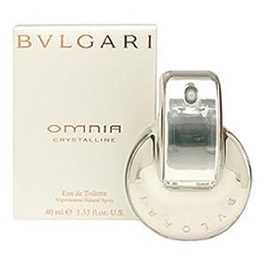 Bvlgari Omnia Crystalline Eau De Toilette Spray 40 ml(packaging may vary)