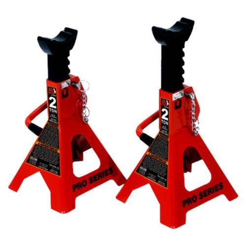Why Choose The Torin T42002A 2 Ton Double Locking Jack Stands (Sold in Pairs)
