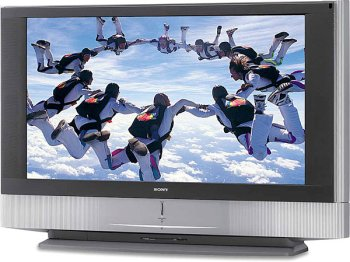 Sony-Grand-WEGA-KF-42WE610-42-Inch-HDTV-Ready-LCD-Rear-Projection-TV
