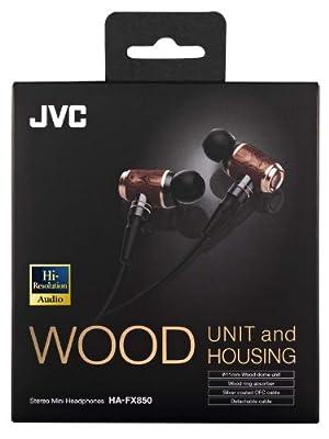 JVC KENWOOD ステレオヘッドホン HA-FX850