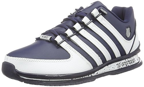 k-swiss-men-rinzler-sp-speckle-low-top-sneakers-blue-navy-white-401-9-uk-43-eu