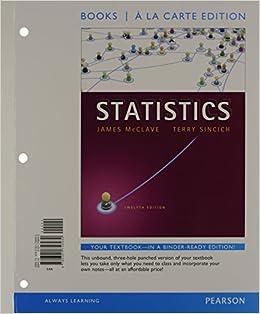 MCCLAVE STATISTICS