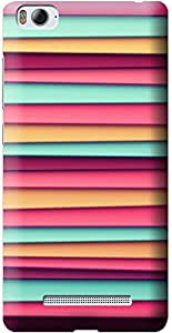Fashionury Printed Back Case Cover For Xiaomi Mi 4i -Print37828