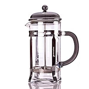 procizion french press durable 20 oz coffee espresso and tea maker kitchen dining. Black Bedroom Furniture Sets. Home Design Ideas