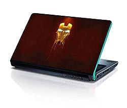 alterEgo Vinyl Laptop Skin- 15.6 IN, Ironman