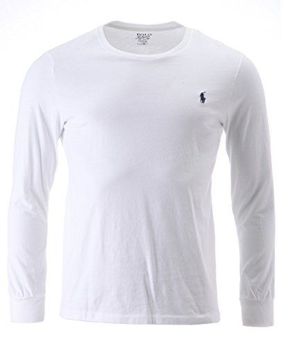 ralph-lauren-polo-mens-classic-fit-long-sleeved-crew-neck-t-shirt-white-medium