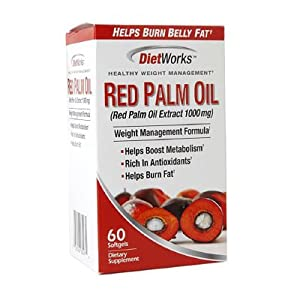 Windmill Health Products Red Palm Oil, 60 Count