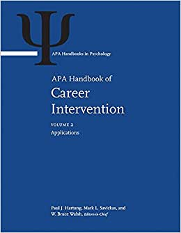 Download e-book APA Handbook of Career Intervention (Apa Handbooks in Psychology)