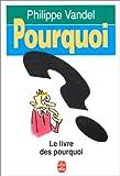 echange, troc Philippe Vandel - Pourquoi ?