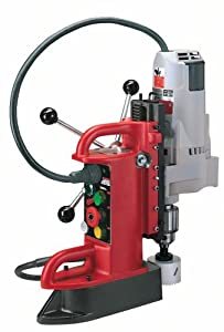Milwaukee 4210-1 12.5 Amp Electromagnetic Drill Press with 3/4-Inch Motor and Chuck