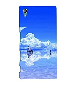 GADGET LOOKS PRINTED BACK COVER FOR Sony Xperia Z5 MULTICOLOR
