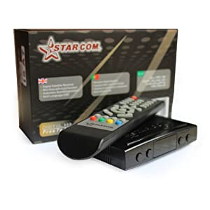 Starcom (A7) Dvb-s Ultra Mini Digital Satellite Receiver