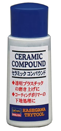 Ceramic Compound (Paint) Hasegawa Finish Material TT-25