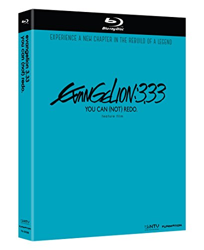 Evangelion 3.33: You Can {Not} Redo [Blu-ray]