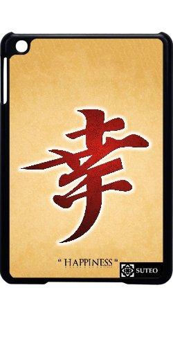 Ipad Mini 用ケース - 幸せ - ref 873