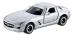 トミカ No.091 メルセデスベンツ SLS AMG (箱)