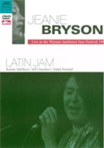 Jeanie Bryson - Live at the Warsaw Jamboree Jazz Festival 1991