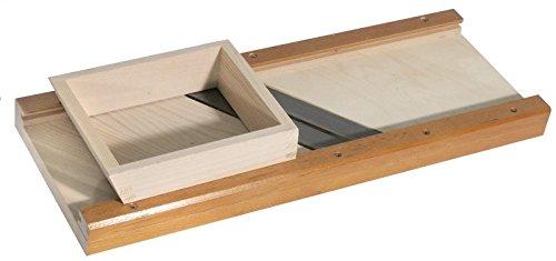 Sirop Rabot à la fabrication traditionnelle de la choucroute/Longueur: 53cm, largeur: 20cm, largeur de coupe: 18cm | erk