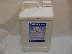 MSMA Target 6.6 Herbicide weed killer - 2.5 Gallons