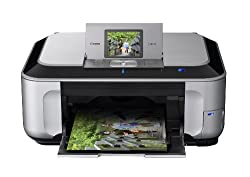 Canon PIXMA MP990 Wireless Inkjet Photo All-In-One Printer (3749B002)